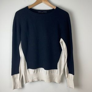 Marc by Marc Jacobs Cashmere Silk Sweater Black
